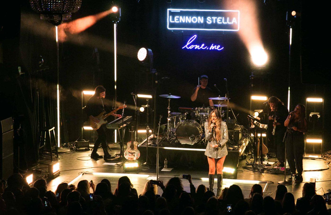 Lennon Stella at Irving Plaza by Kristen Cusumano