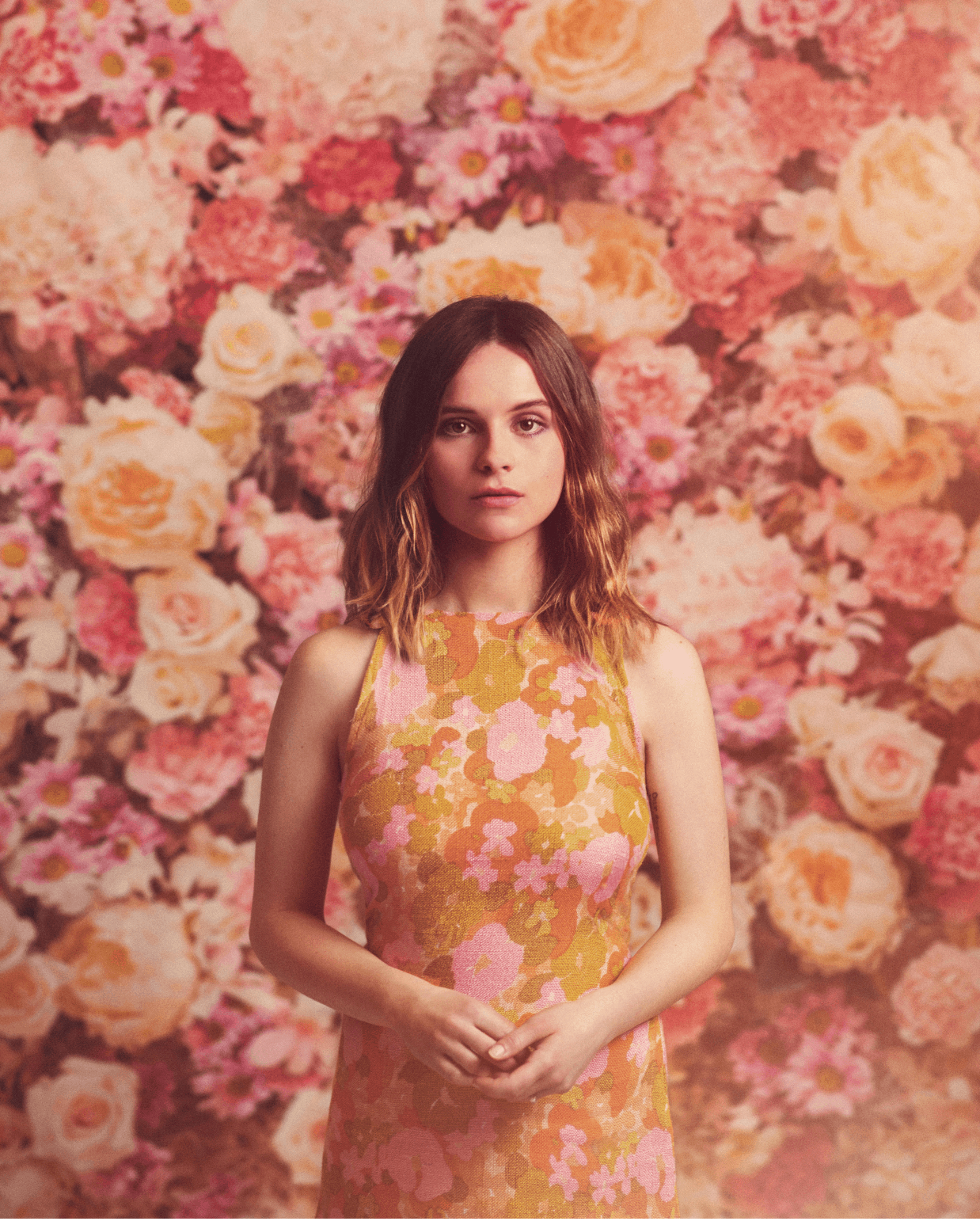 Gabrielle Aplin by Pip for Euphoria Magazine