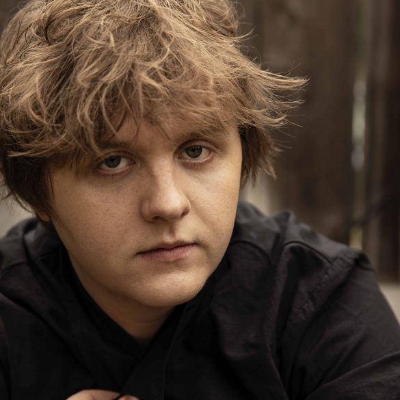 Lewis Capaldi by Shanna Fisher for EUPHORIA Magazine