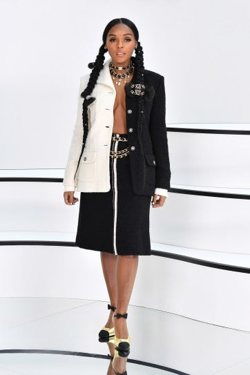 The Best Celebrity And Catwalk Looks From Paris Fashion Week Euphoria