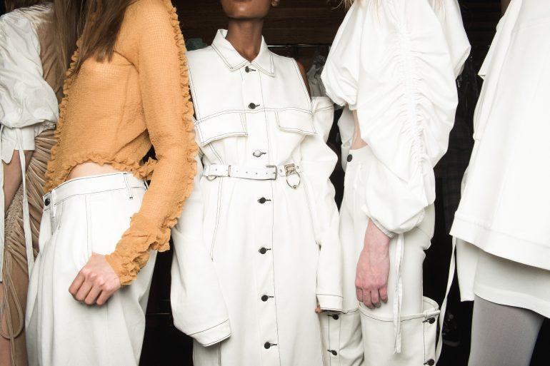 gender-neutral fashion week