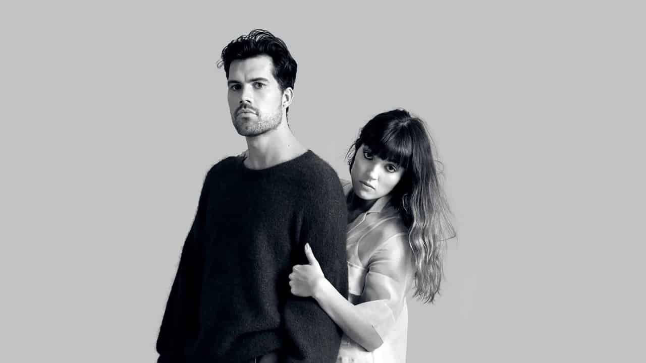 Oh Wonder by Tom Oldham for EUPHORIA. Magazine