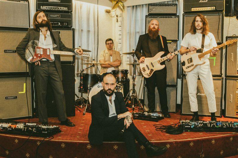 idles ultra mono album review