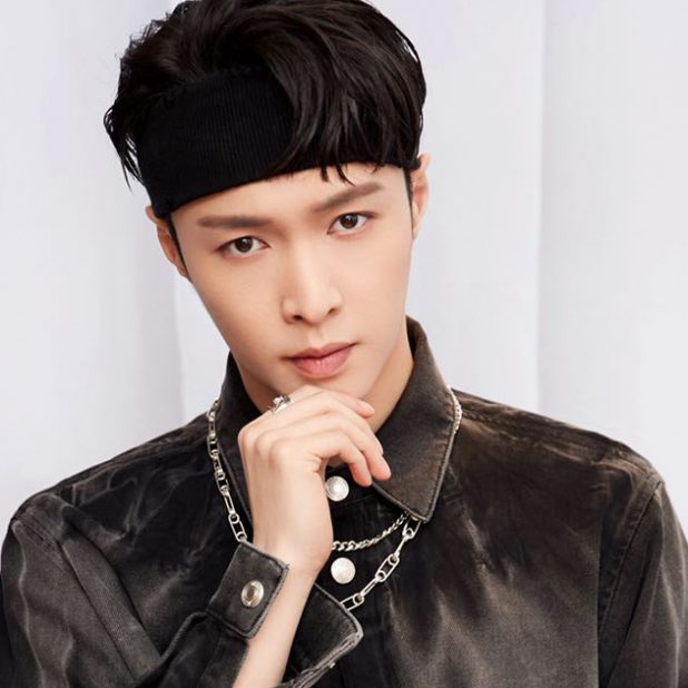 lay zhang interview