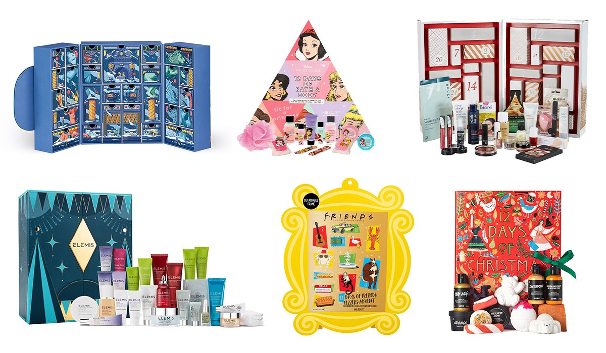 2020 beauty advent calendars