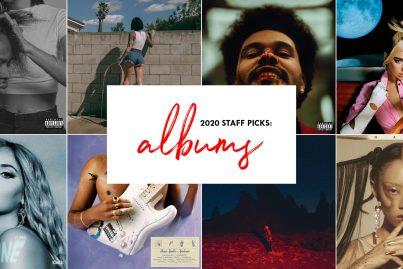 staff picks albums 2020