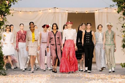 Chanel Haute Couture Spring/Summer 2021