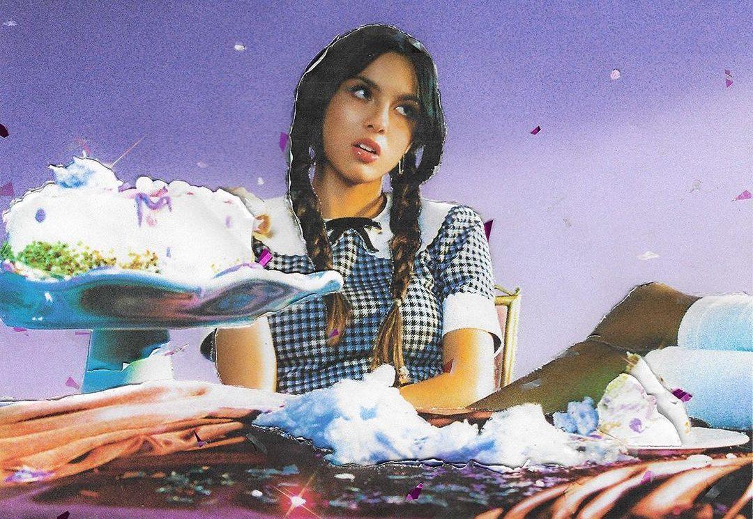 Olivia Rodrigo — Sour | EUPHORIA.