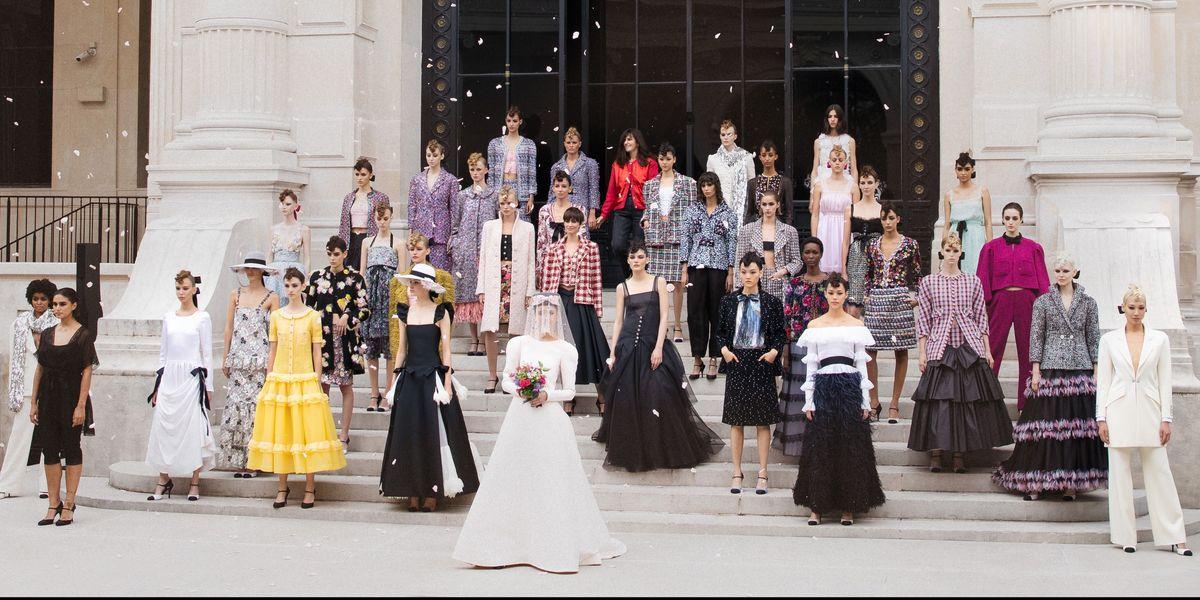 Chanel Haute Couture Fall/Winter 2021/22